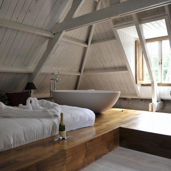 bon tam 6 ngoisao.vn Chia sẻ những mẫu thiết kế bồn tắm tuyệt đẹp trong phòng ngủ