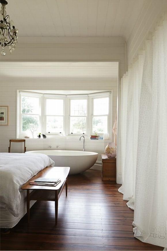 bon tam 8 ngoisao.vn Chia sẻ những mẫu thiết kế bồn tắm tuyệt đẹp trong phòng ngủ