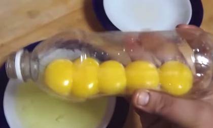 Cách nhận biết trứng gà tốt, phân biệt trứng gà tốt, màu lòng đỏ trứng