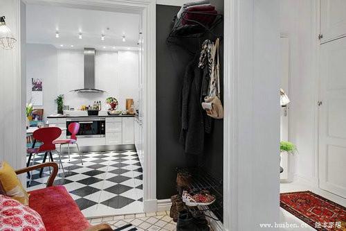dua anh sang tu nhien vao nha 1 ngoisao.vn Thiết kế không gian đưa ánh sáng tự nhiên vào nhà cho căn hộ 87m2