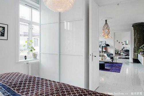 dua anh sang tu nhien vao nha 11 ngoisao.vn Thiết kế không gian đưa ánh sáng tự nhiên vào nhà cho căn hộ 87m2