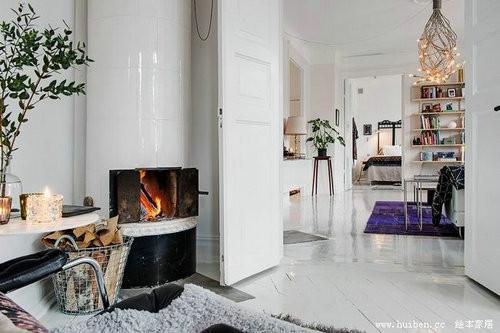 dua anh sang tu nhien vao nha 12 ngoisao.vn Thiết kế không gian đưa ánh sáng tự nhiên vào nhà cho căn hộ 87m2