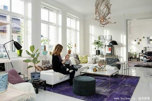 dua anh sang tu nhien vao nha 13 ngoisao.vn Thiết kế không gian đưa ánh sáng tự nhiên vào nhà cho căn hộ 87m2