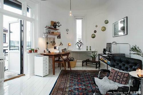 dua anh sang tu nhien vao nha 5 ngoisao.vn Thiết kế không gian đưa ánh sáng tự nhiên vào nhà cho căn hộ 87m2