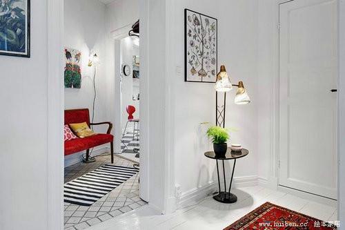 dua anh sang tu nhien vao nha 6 ngoisao.vn Thiết kế không gian đưa ánh sáng tự nhiên vào nhà cho căn hộ 87m2