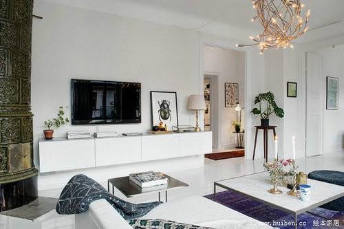 dua anh sang tu nhien vao nha 8 ngoisao.vn Thiết kế không gian đưa ánh sáng tự nhiên vào nhà cho căn hộ 87m2