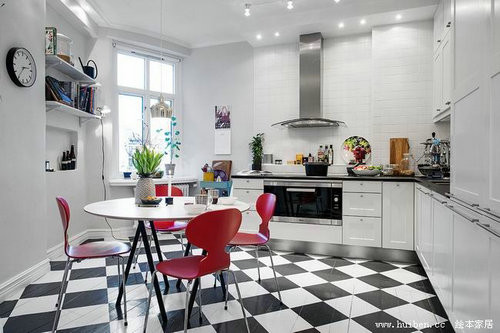 dua anh sang tu nhien vao nha 9 ngoisao.vn Thiết kế không gian đưa ánh sáng tự nhiên vào nhà cho căn hộ 87m2