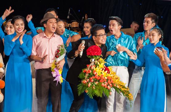Dương Ngọc Thái, duong ngoc thai,  liveshow Một thoáng quê hương, Dương Ngọc Thái chi 2 tỷ làm liveshow, sao chi tiền tỉ làm show, ca sĩ Gọi đò
