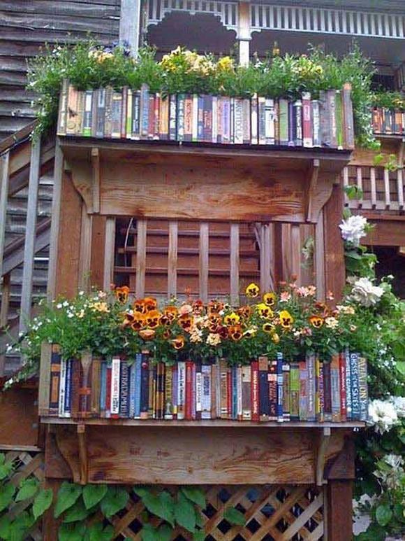 Trang trí 'khu vườn ban công' tuyệt đẹp cho ngôi nhà hiện đại 3