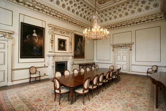 Khám phá nội thất ngôi nhà rộng nhất châu Âu tọa lạc ở Anh 5