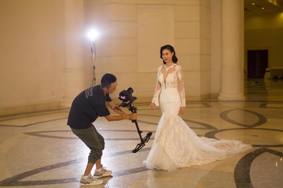 Concept Dạ Vũ Tình Yêu, Lan Ngọc, quán quân Bước nhảy hoàn vũ 2015, Ninh Dương Lan Ngọc, ảnh cưới Lan Ngọc,