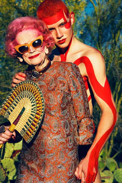 cụ bà 90 tuổi,Betty Bailey,cụ bà 90 sành điệu,cụ bà 90 cá tính