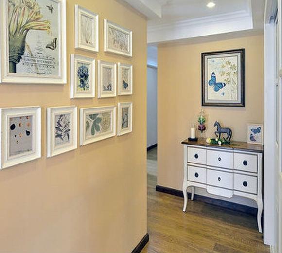 trang tri noi that 10 ngoisao.vn Thiết kế trang trí nội thất tuyệt đẹp của căn hộ 98m2