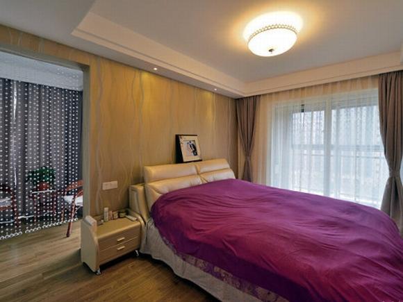 trang tri noi that 14 ngoisao.vn Thiết kế trang trí nội thất tuyệt đẹp của căn hộ 98m2