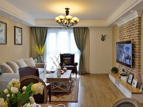 trang tri noi that 2 ngoisao.vn Thiết kế trang trí nội thất tuyệt đẹp của căn hộ 98m2