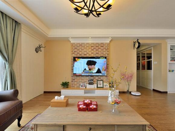trang tri noi that ngoisao.vn Thiết kế trang trí nội thất tuyệt đẹp của căn hộ 98m2