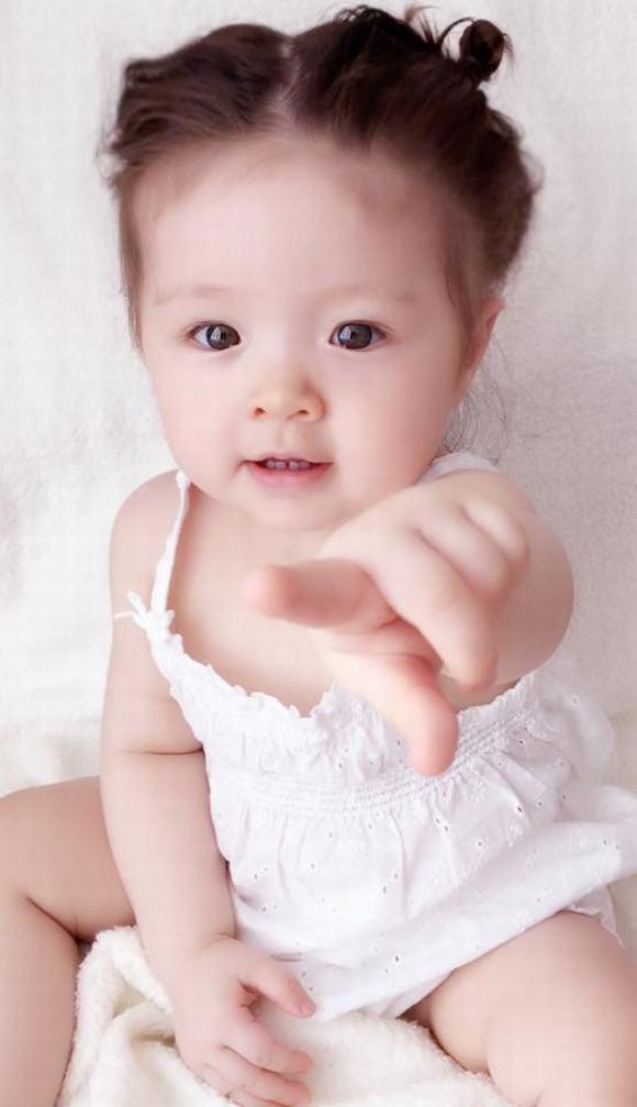 Cadie, Cadie đáng yêu, Hình ảnh Cadie, con gái elly trần, tin ngoi sao