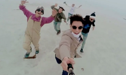 Big Bang, sao Hàn, nhạc Hàn, bảng xếp hạng nhóm nhạc Hàn