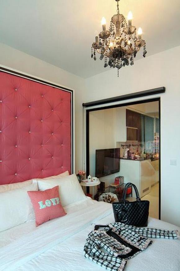 Trang trí nội thất thanh lịch của căn hộ 33 m2  7