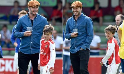 Cruz Beckham, con trai út nhà david beckham, sao hollywood