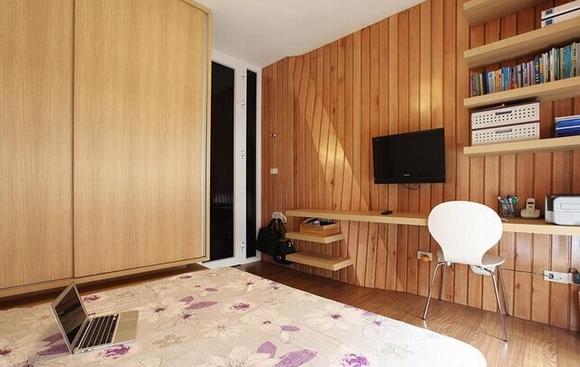 Trang trí nội thất sang trọng của căn hộ 60m2 5