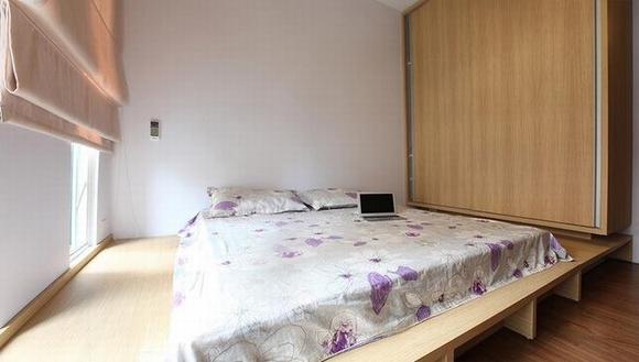 Trang trí nội thất sang trọng của căn hộ 60m2 2