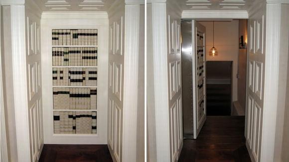 ngan bi mat14 ngoisao.vn Thiết kế phòng bí mật cho căn nhà với những cách đơn giản