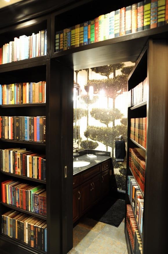 ngan bi mat19 ngoisao.vn Thiết kế phòng bí mật cho căn nhà với những cách đơn giản
