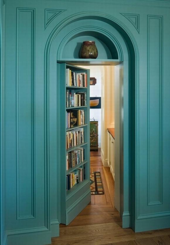 ngan bi mat4 ngoisao.vn Thiết kế phòng bí mật cho căn nhà với những cách đơn giản