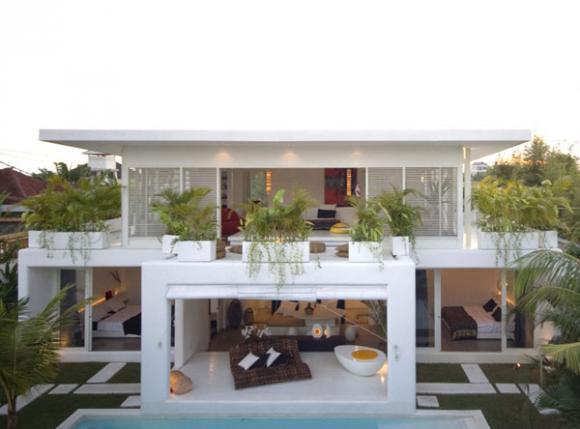 lovelli residence 02 1 800x ngoisao.vn Tham quan ngôi nhà 2 tầng tông trắng bài trí tuyệt đẹp