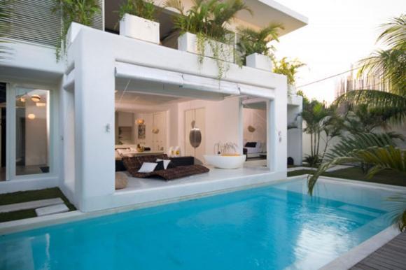 lovelli residence 03 800x53 ngoisao.vn Tham quan ngôi nhà 2 tầng tông trắng bài trí tuyệt đẹp