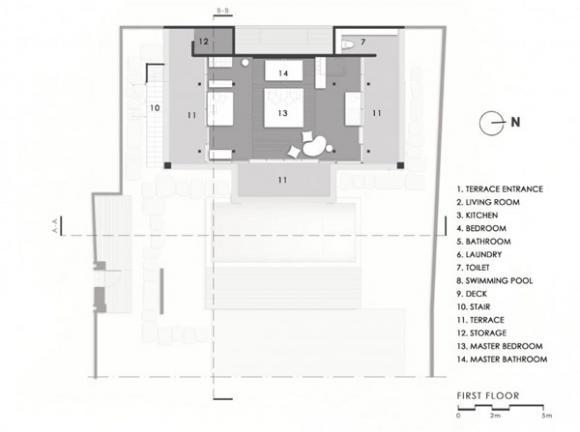lovelli residence 22 800x59 ngoisao.vn Tham quan ngôi nhà 2 tầng tông trắng bài trí tuyệt đẹp