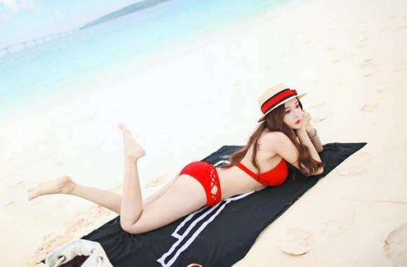 hot girl đẹp nhất xứ Hàn 0