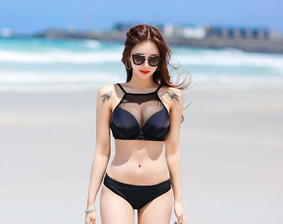 hot girl đẹp nhất xứ Hàn 9