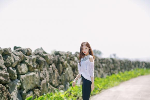 hot girl đẹp nhất xứ Hàn 13