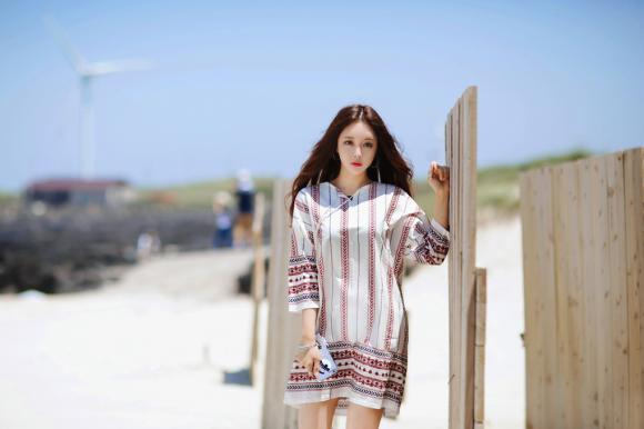 hot girl đẹp nhất xứ Hàn 15
