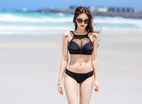 hot girl đẹp nhất xứ Hàn 18