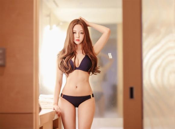 hot girl đẹp nhất xứ Hàn 20