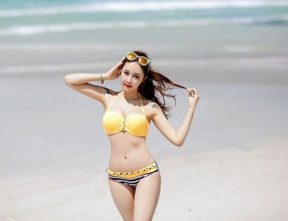 hot girl đẹp nhất xứ Hàn 22