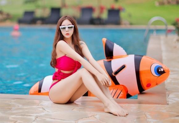hot girl đẹp nhất xứ Hàn 25