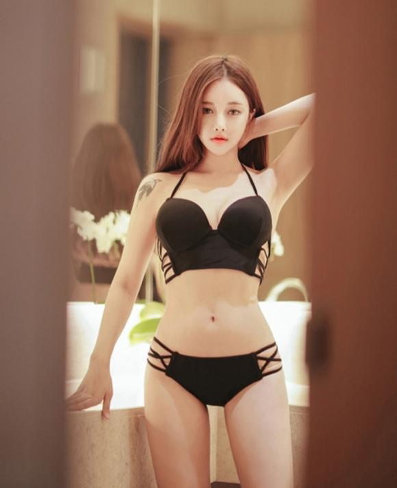 hot girl đẹp nhất xứ Hàn 8