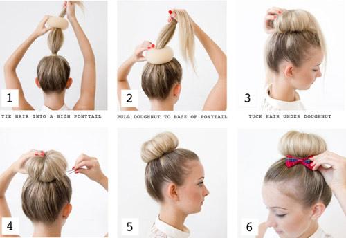 kiểu tóc 5 phút cho buổi sáng bận rộn 1 5