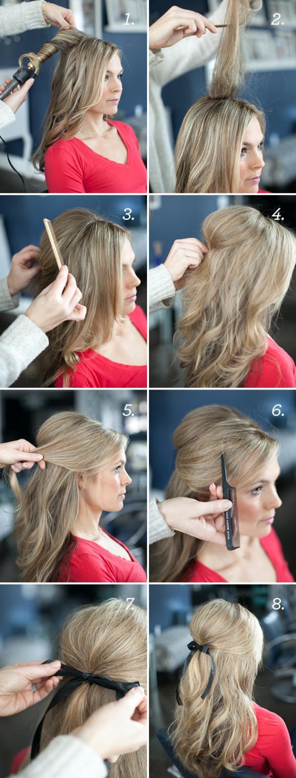 kiểu tóc 5 phút cho buổi sáng bận rộn 1 12