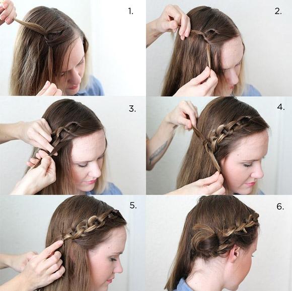 kiểu tóc 5 phút cho buổi sáng bận rộn 1 16