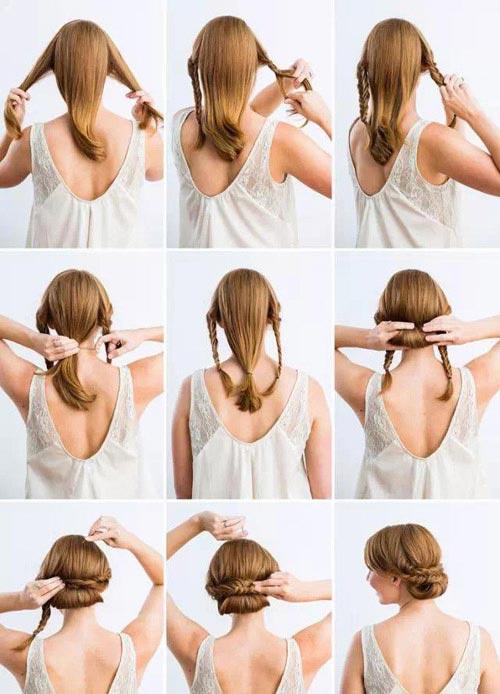 kiểu tóc 5 phút cho buổi sáng bận rộn 1 19