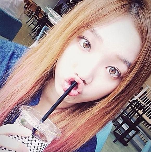 Mỹ nữ xứ Hàn mắt đẹp 10