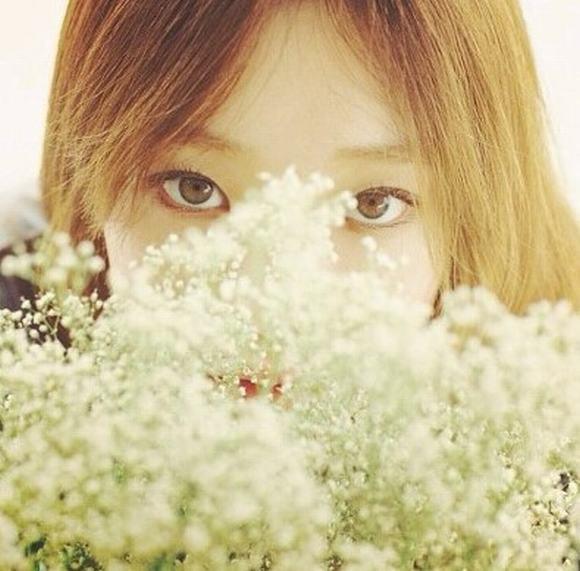 Mỹ nữ xứ Hàn mắt đẹp 9