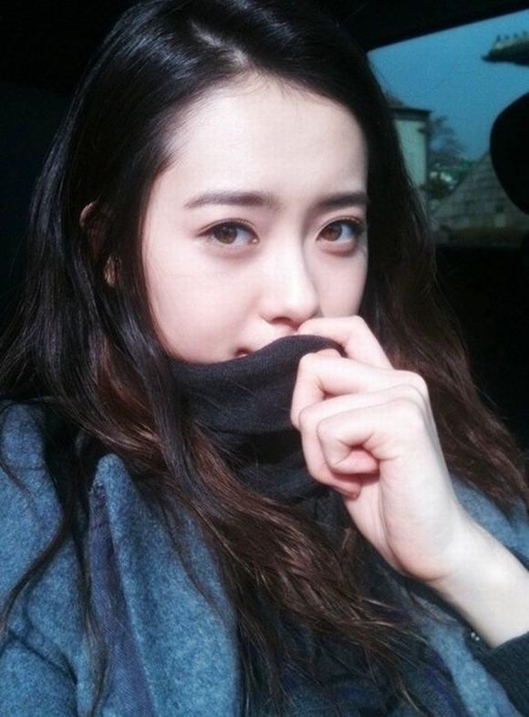 Mỹ nữ xứ Hàn mắt đẹp 5