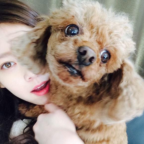 Mỹ nữ xứ Hàn mắt đẹp 4