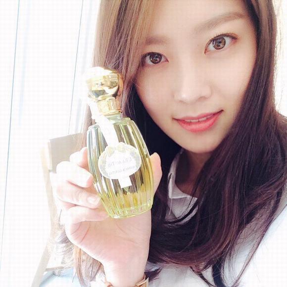 Mỹ nữ xứ Hàn mắt đẹp 3